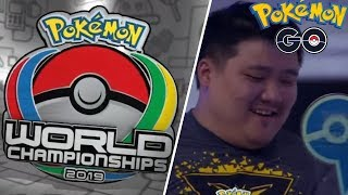 WORLD CHAMPION of POKEMON GO PVP! Interview with PoGoKieng!