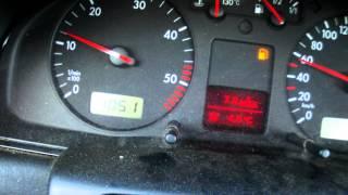 Passat B5 -расход топлива 3,2L\100.Förbrukning av bränsle som är små(, 2014-04-02T20:26:34.000Z)