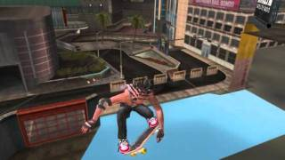 Tony Hawk American Wasteland-skate Club-draw