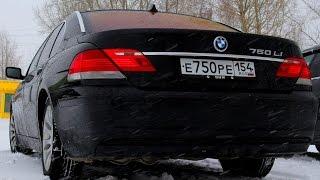 Тест-драйв BMW 7 series (750 Li) E65/E66(Реальный тест-драйв BMW 7 series (750 Li) в кузове E66 (E65). Не смотря на то, что это уже второй тест драйв БМВ 7 серии..., 2016-02-11T15:00:01.000Z)