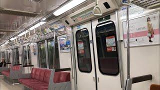 【三菱IGBT】神戸市営5000形走行音 / KobeSubway-5000 sound