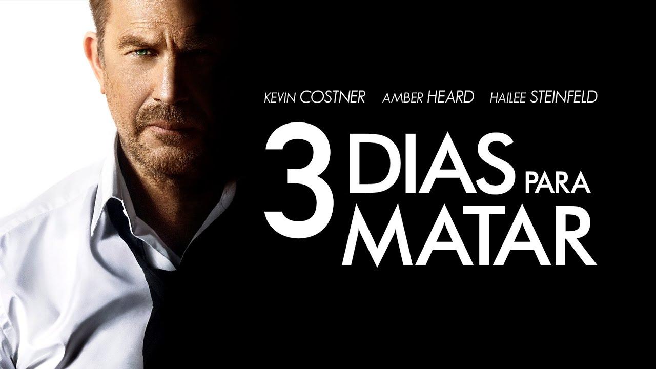 3 Dias Para Matar - Trailer legendado [HD]