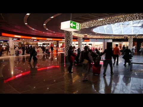A Visit to Frankfurt Airport (FRA) (including 747 and terminal views)