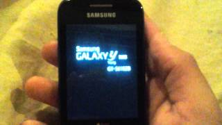 NOVO Atualização Android 4.0.4 P/ Galaxy Y DUOS (GT-S6102B) - 100% FUNCIONAL