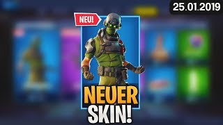 FORTNITE SHOP from 25.1 - 🤖 NEW SKIN! 🛒 Fortnite Daily Item Shop by Today (25 January 2019) | Detu
