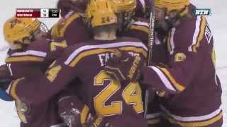 """Heating Up"" Pride on Ice: Gopher Hockey 2014-15 (Episode 3)"
