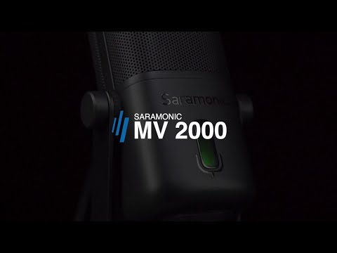 Saramonic SR-MV2000 USB Multicolor Microphone
