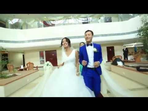 Самая красивая свадьба в Астане