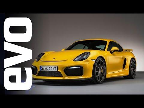 Porsche Cayman GT4 | INSIDE evo