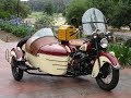 1947 Indian Chief and Sidecar For Sale