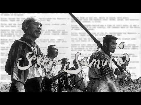 Seven Samurai  A Lesson In Storytelling