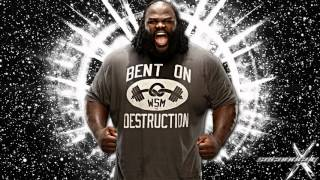 WWE Some Bodies Gonna Get It ► Mark Henry 17th Theme Song