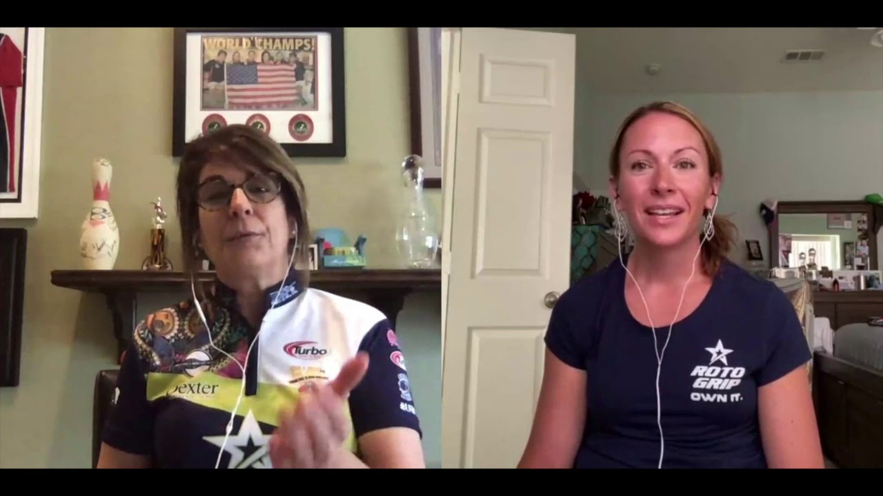 Kicking Back with Ballard's Bowling Academy Podcast #7 with Stefanie Johnson