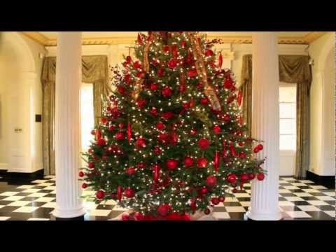 First Lady Crissy Haslam : Tennessee's Home for the Holidays Virtual Tour