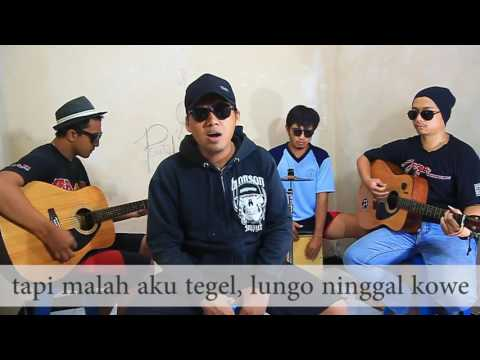 Avenged Sevenfold - Dear God cover bahasa jawa: Minggat