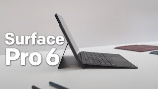 Surface Pro 6 hands-on: Black option and Intel 8th Gen (yay); no USB-C (nay)
