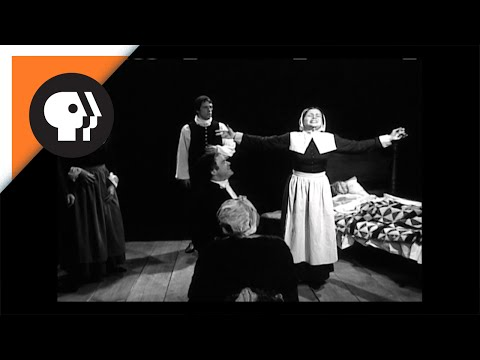 "Why Arthur Miller Wrote ""The Crucible"""
