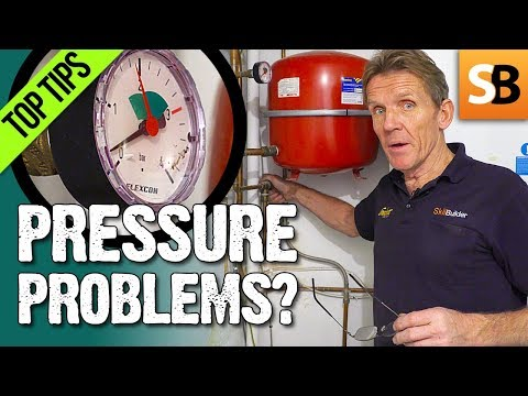 Is Your Central Heating System Losing Pressure?