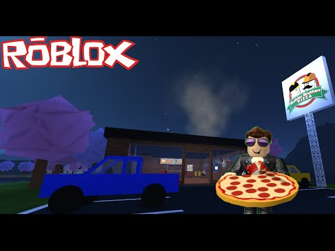 Roblox - Work At a Pizza Place: SECRET ISLAND! (2)