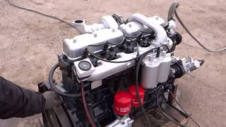 Silnik URSUS 6-cylindrowy Turbo po remoncie