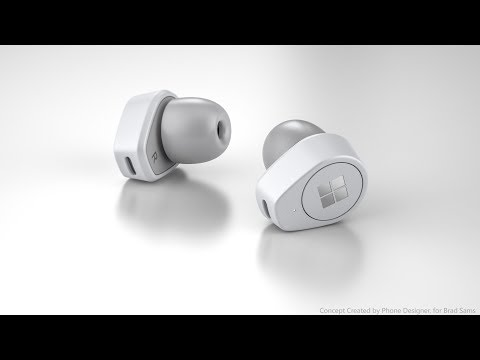 Microsoft to Take on AirPods with Surface Buds Mp3