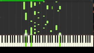 Dream Chaser (original composition) - Synthesia + Sheets