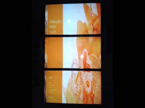 Samsung Led Md46c Video Wall Youtube