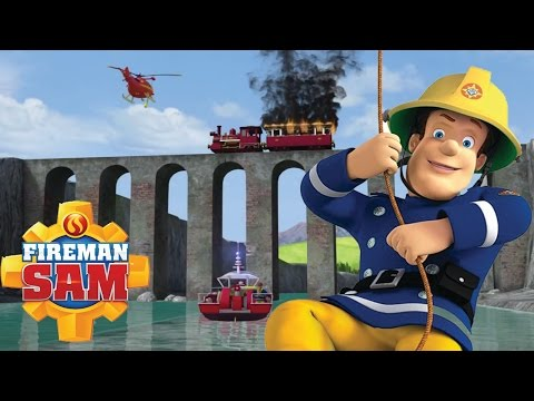 Fireman Sam Season 9 - Must Watch Rescues | Fireman Sam Saves the day again - Cartoons for Children