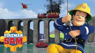 Fireman Sam Season 9 - Must Watch Rescues | Fireman Sam Saves the day again - Videos For Kids