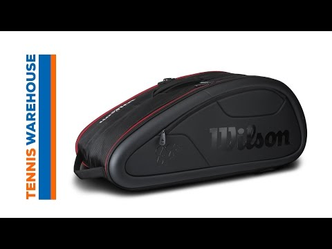 Wilson Federer DNA 12 Pack Bag