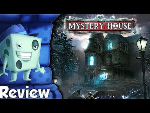 Mystery House: Adventures In A Box Review - With Tom Vasel