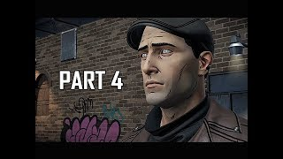 TELLTALE BATMAN Walkthrough Part 4 - Byakugan (The Enemy Within Season 2)