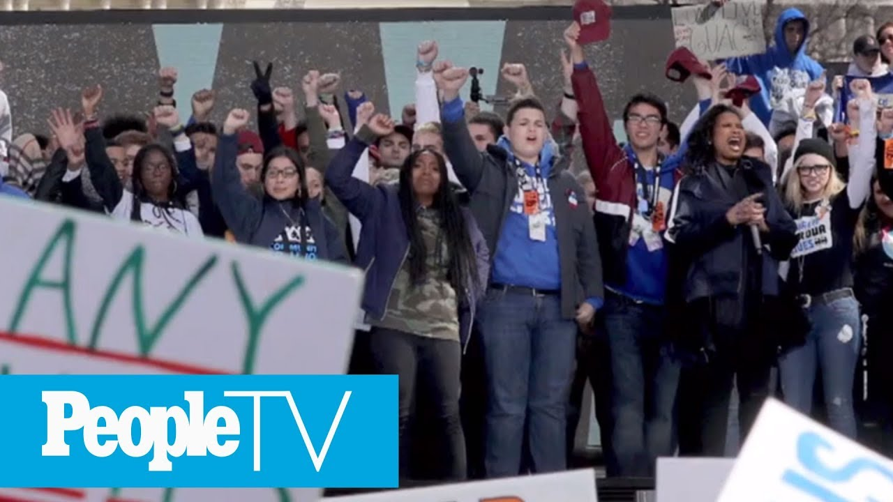 A Year Later, Remembering 17 Lives Lost In The Parkland High School Shooting | PeopleTV