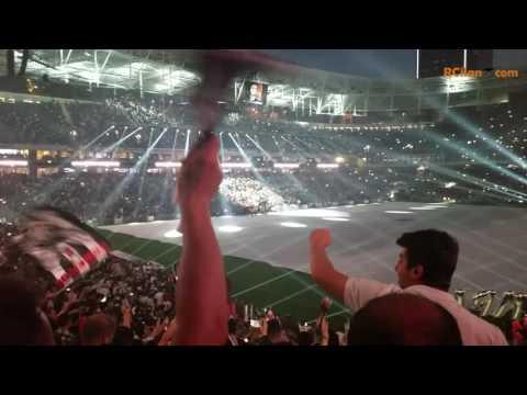 Vodafone Arena Şampiyonluk Kutlamaları Açılış Marşı Birol Can