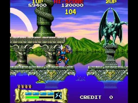 Arcade Longplay [540] The Astyanax