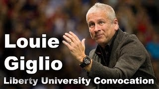 Louie Giglio - Liberty University Convocation