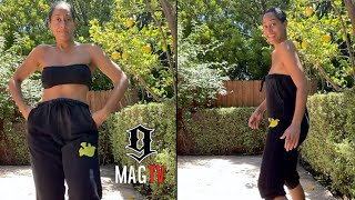 "Tracee Ellis Ross Does The ""Sweats Challenge"" To Perfection! 🤣"