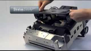 Биоптический сканер штрих-кода Honeywell MS2400 Stratos