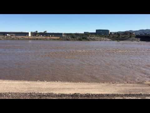 Salt River Flowing