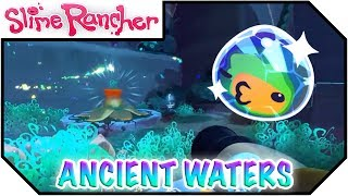 how to get a water slime in slime rancher