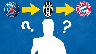 Can You Guess The Footballer From Their Transfers?(Part 5) | Football Quiz