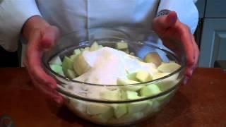 How To Make A Fruit Crisp