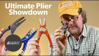 Ultimate Fly Fishing Plier Showdown