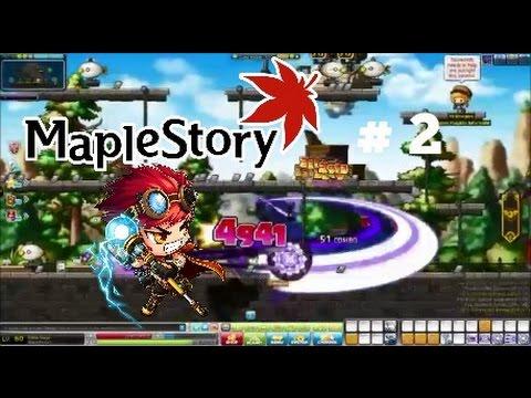 Maplestory Battle Mage: 3rd job advancement - YouTube