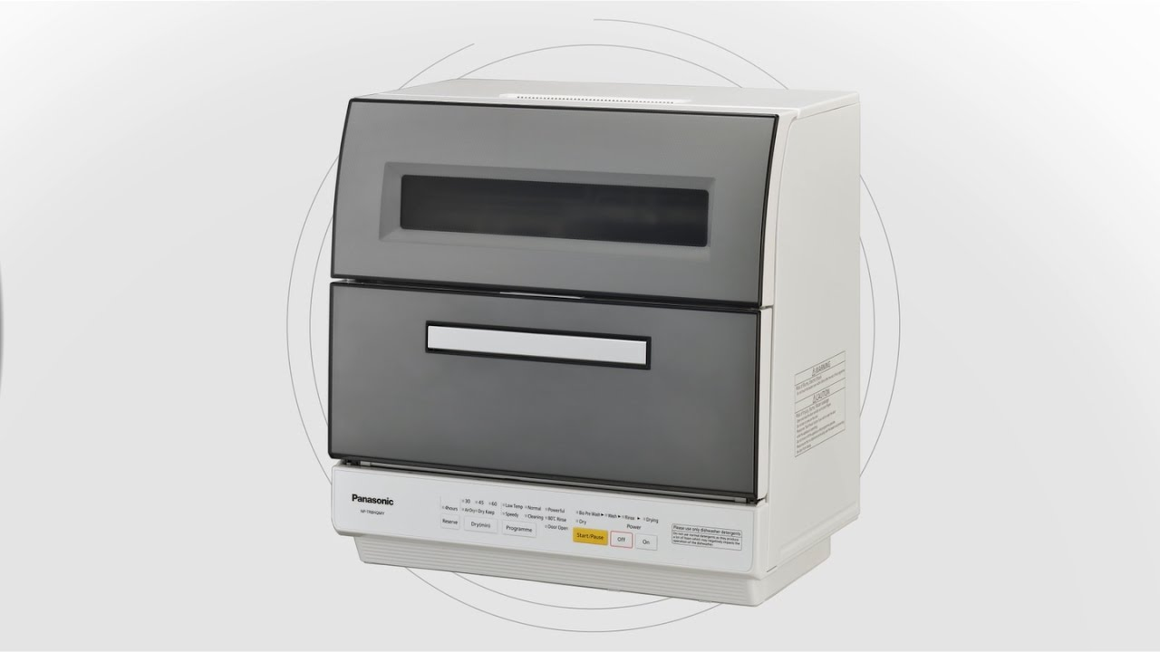 Introducing Table Top Dishwasher Np Tr8hqmy