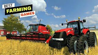 🔥TOP 5🔥 REALISTIC FARMING SIMULATOR GAMES For Android & iOS 2020/2021, BEST FARMING GAMES 2020/2021 screenshot 4