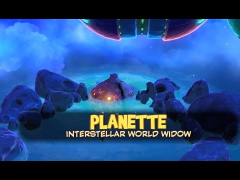 Yooka-Laylee Boss Battle: Planette