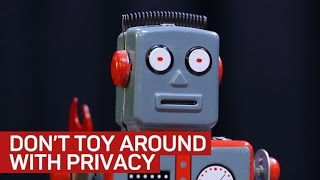 VPN explained: A privacy primer -- with robots and race cars