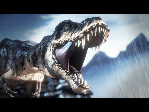 """Small Beginnings"" An Animated Dinosaur Film"