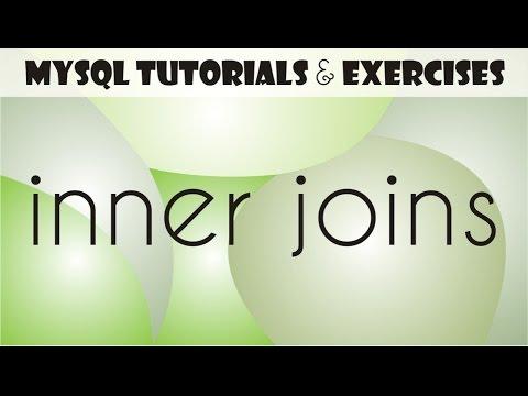 12 MySQL Tutorial for Beginners: Inner Joins